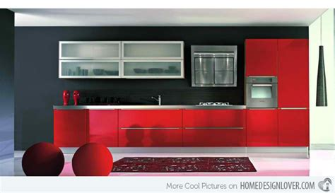 multi color kitchen 15 adorable multi colored kitchen designs home design lover 1014
