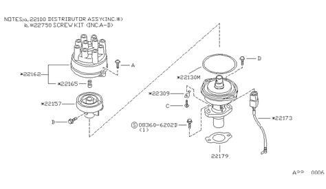 86 720 z24i vacuum repair for ca smog nissan nissan