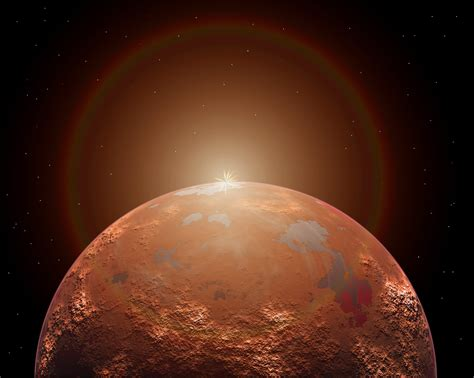 mars ocean water evidence found ancient body scientists they say space earth mares happen marte organisms spaceship huffpost