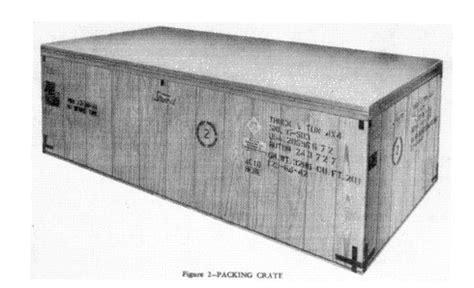 M38A1 Jeep in Crate