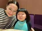 李璨琛3歲囡囡Lucy可愛合集!神還原媽媽童年照被譽最療癒星二代   GirlStyle 女生日常