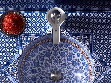 bu marrakesh design countertop single