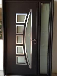 portes d39entrees les portes design enko fabricant kline With porte entrée kline
