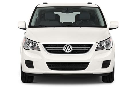 2012 Volkswagen Routan Reviews And Rating