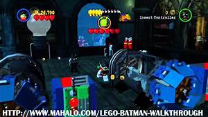 LEGO Batman Walkthrough - Boss Battle: Killer Moth - YouTube