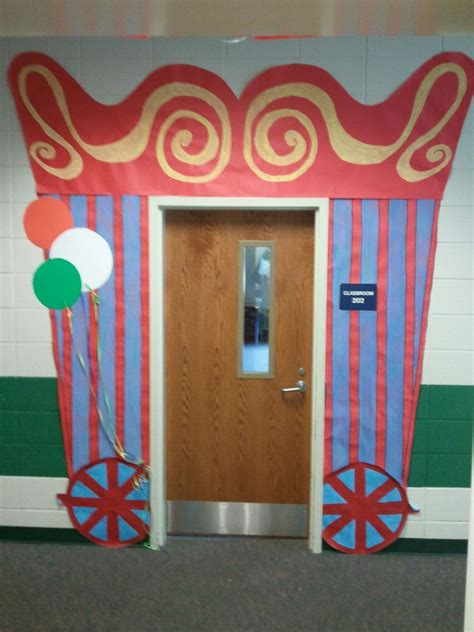cirus theme classroom classroom decor  ideas