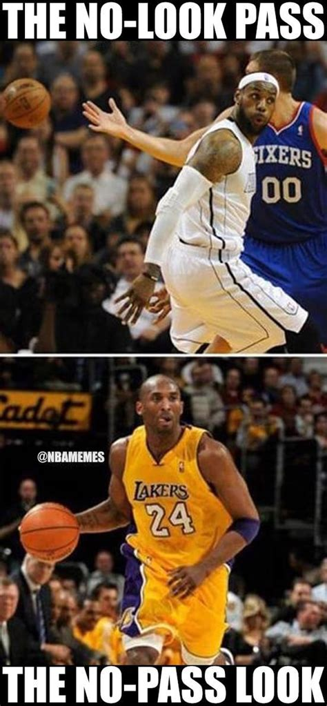 Meme Basketball - the different forms of passing explained in 2 fb photos http nbafunnymeme com nba funny