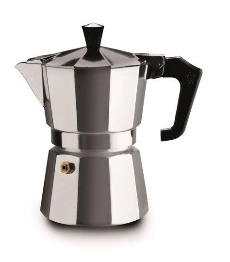 italian stove top espresso coffee maker percolator 6 cup coffee rrp 70 ebay