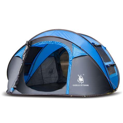 instant pop  tent set    person waterproof uv protection camping shelter alexnldcom
