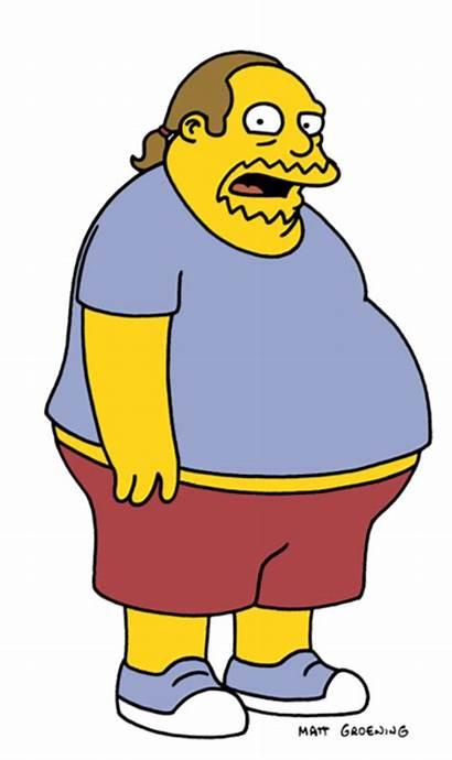 Funny Characters Guy Comic Bringin Plot Simpsons