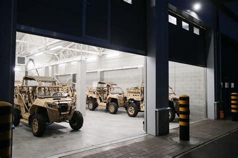 Foto: Speciālo operāciju pavēlniecībā atklāta jauna infrastruktūra   Sargs.lv