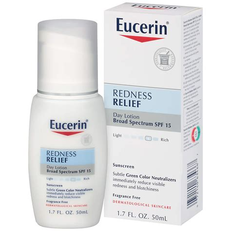 Amazon.com: Eucerin Redness Relief Soothing Cleanser/Gel
