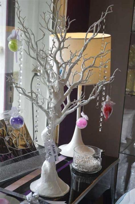 decoration arbre pour mariage arbre centre de table souvenir utilisez la pour en faire un plan de table tendance boutik