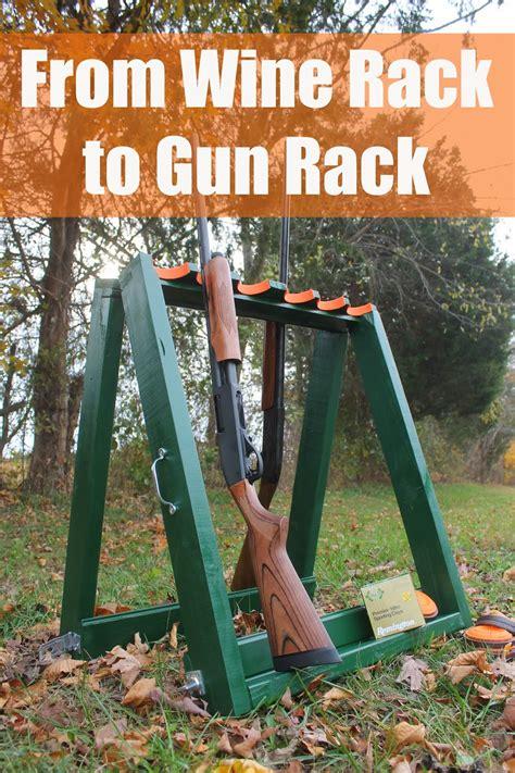 spain hill farm turn  wine rack   standing gun rack