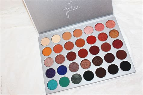 eyeshadow palette morphe x hill eyeshadow palette review swatches