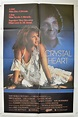 Crystal Heart - Original Cinema Movie Poster From ...