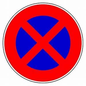Panneau Interdit De Stationner : panneau d 39 interdiction b6d d 39 arr t et de stationnement en ~ Dailycaller-alerts.com Idées de Décoration