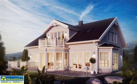 Schwedenhaus Skandihaus, Das Holzhaus Aus Schweden