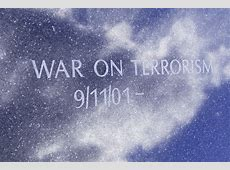 It's Time To End The War On Terror All Debates Debate