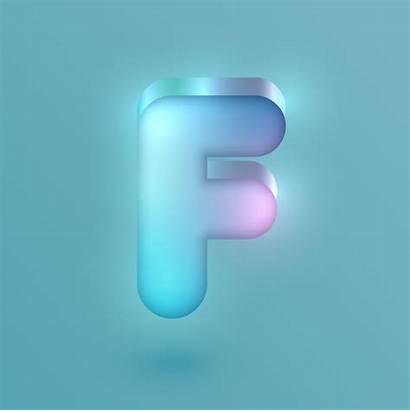 Neon 3d Character Vector Realistic Graphics Vectors