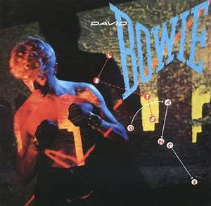 Mine David Bowie - Let's Dance, 1983