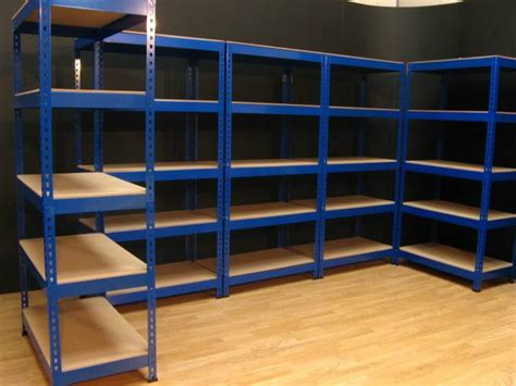 Shop Storage Shelves by Garage Shelves Can Add A Lot Of Additional Square Footage