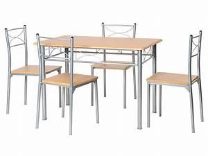 table et chaises cuisine conforama cuisine idees de With idee deco cuisine avec table en fer forgé conforama