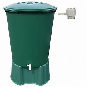 Bac Récupérateur D Eau De Pluie : r cup rateur d 39 eau ~ Premium-room.com Idées de Décoration