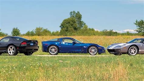 Every American Sports Car (2 Seaters