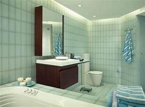 Bain De Lumiere : salle de bain comment choisir le bon clairage ~ Melissatoandfro.com Idées de Décoration