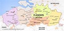 Flanders Maps