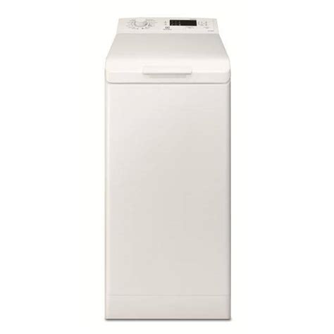 lave linge top electrolux ewt1263aaw privanet35