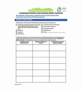 16 sample technical report templates pdf doc free With technical service report template
