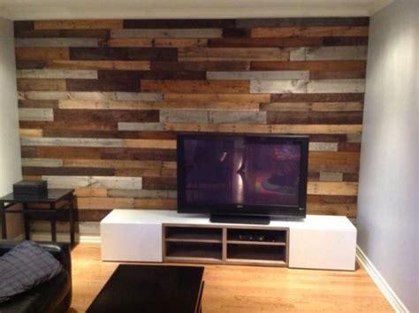 eco mur decoration mural en bois de palette autre