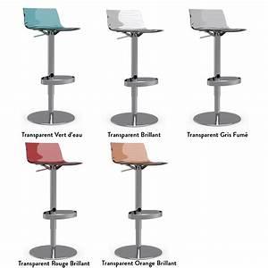 Tabouret De Bar Pivotant : tabouret de bar pivotant l 39 eau meubles et atmosph re ~ Dailycaller-alerts.com Idées de Décoration