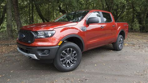 ford ranger review  midsize truck champ roadshow