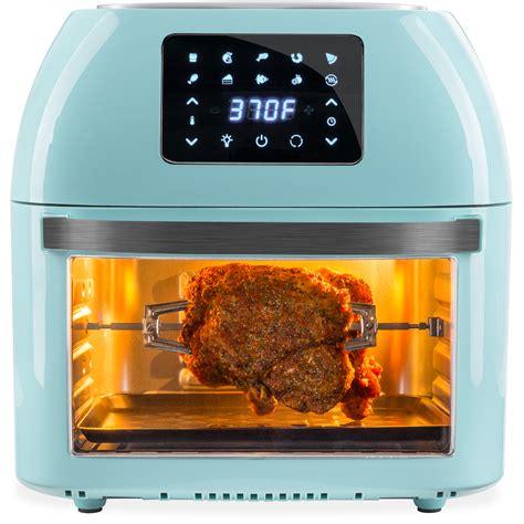 fryer oven air countertop 1800w 9qt rotisserie choice toaster dehydrator xxxl cooking kitchen tool recipes xl bcp walmart healthy 16l