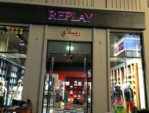 My Small Obsessions: REPLAY Launch at Dubai Mall