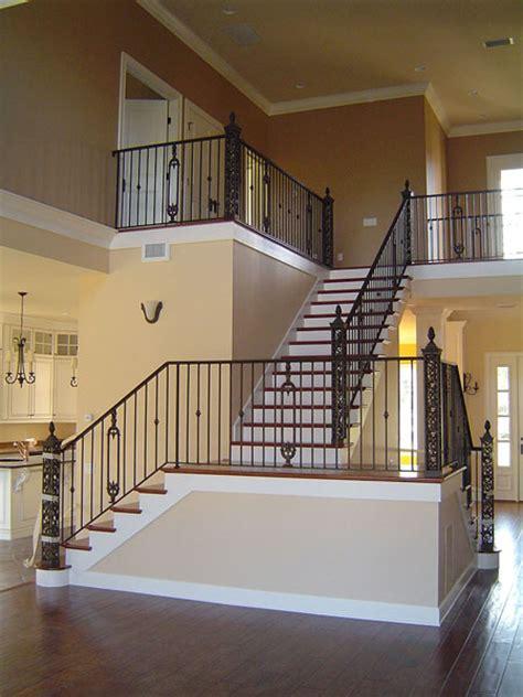 interior stair railing interior railing metal fabrication aluminum fabrication