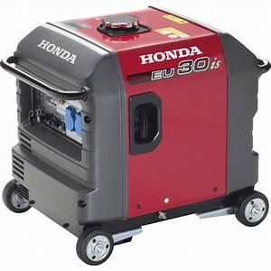 Groupe Electrogene Silencieux Honda : groupe lectrog ne essence inverter honda 3000 w leroy ~ Dailycaller-alerts.com Idées de Décoration