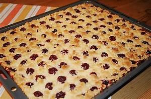 Käse Kirsch Kuchen Blech : blech kirsch k se kuchen mit streuseln von ~ Lizthompson.info Haus und Dekorationen