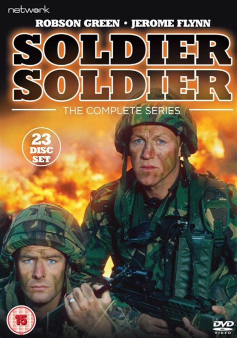 Soldier Soldier: The Complete Series / Network On Air