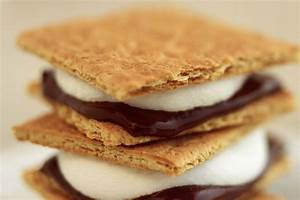 Easy Home Baked S'Mores Recipe
