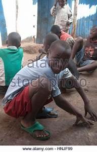 Orphans in Kibera slum, Nairobi, Kenya, East Africa Stock ...