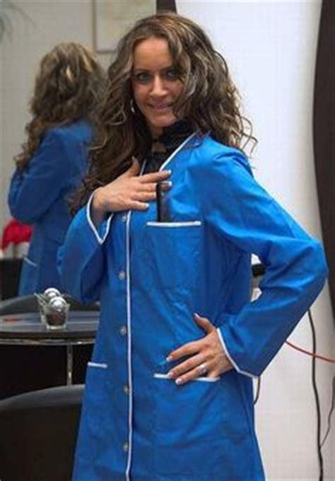 blouse kittel ab gr 36 bis 54 farbe helblau aprons kittels blouses abdos