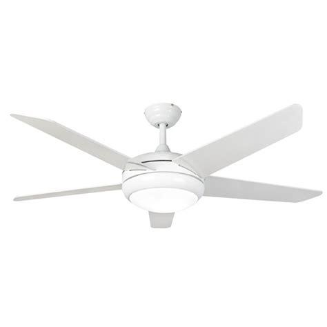 52 white ceiling fan with remote control fantasia eurofans neptune 52 inch remote control white