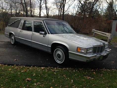 old car manuals online 1996 buick hearse instrument cluster 1992 cadillac hearse sedan coffin coach cruiser for sale