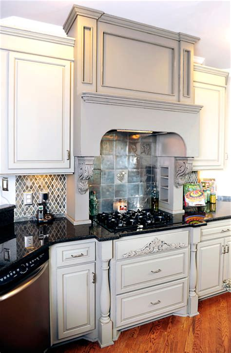 houzz painted kitchen cabinets grey painted kitchen cabinets traditional kitchen 4358