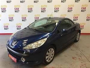Peugeot 207 Cc Occasion : occasion peugeot 207 cc 1 6 hdi 110 bleu diesel arles 9824 auto car no ~ Gottalentnigeria.com Avis de Voitures