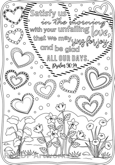 set   bible verses coloring pages scripture posters